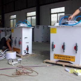 电解二氧化氯发生器,次氯酸钠发生器图片