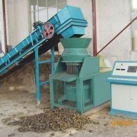 秸秆煤炭成型机 压块机