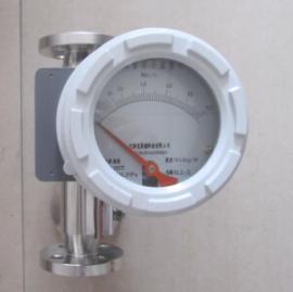 廊坊金属管转子流量计,DN50保温夹套式金属管转子流量计