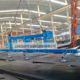 3吨铝板真空吸盘吊具可定优质的板材吸盘吊具