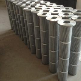 除尘滤芯 粉未回收滤芯 打砂抛丸机滤筒 除尘滤筒