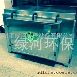 江门工厂二氧化钛光解除臭器  绿河环保供货 高效除味