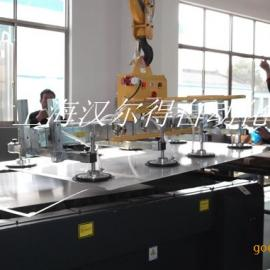 真空吸�P吊具可以激光切割�C使用、不�P�板材真空吸吊�C