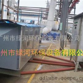 除臭设备生产 除臭机领先品牌 绿河环保 节能恶臭处理厂家