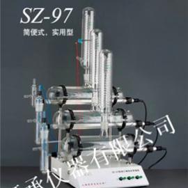 上海亚荣sz-97自动纯水蒸馏器