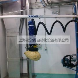 食品添加剂投料吸盘吊具适用糖盐投料码垛VM120气管吸吊机