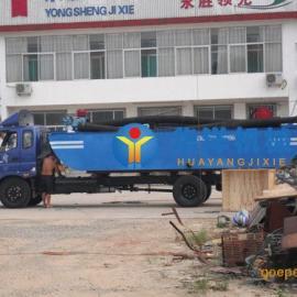 广东清远200方射吸式抽沙船