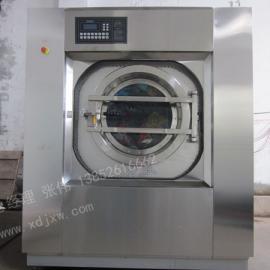 酒店布草房机器|大型洗床单设备|宾馆用品水洗机