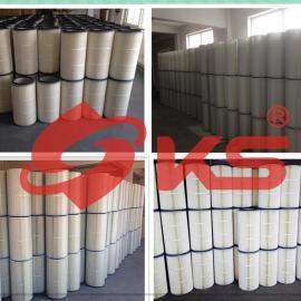 除尘滤芯,粉尘滤筒,空气滤芯,粉末回收滤芯,工业除尘滤芯