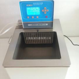 超级恒温水槽,超级恒温油槽智能液晶屏显示型号JPSC-25