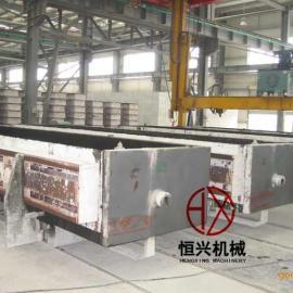 泉州恒兴机械年产30万立方加气混凝土生产线 加气块设备