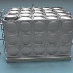 陕西组合式不锈钢水箱