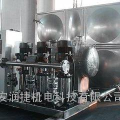 工地临时稳压供水设备