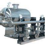 西安变频恒压供水设备