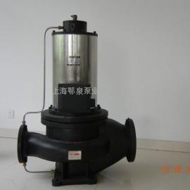 立式屏蔽式管道泵|不�P�屏蔽式管道�x心泵