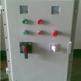 防爆变频电控箱 安徽防爆变频调速箱BQX52