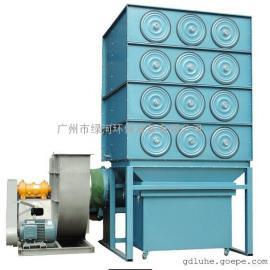 南京滤筒除尘器供货商 绿河环保 高效除尘净化 品质好