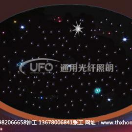 影音室星空顶光纤光纤灯光纤满天星