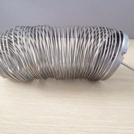 弹簧骨架 弹簧袋笼 伸缩式除尘骨架适用于空间受限的设备