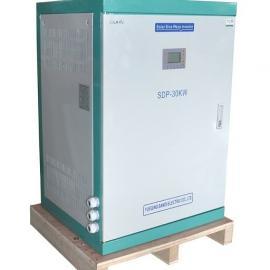 工业太阳能发电系统光伏纯正弦波逆变器35KW高带载能力高效率