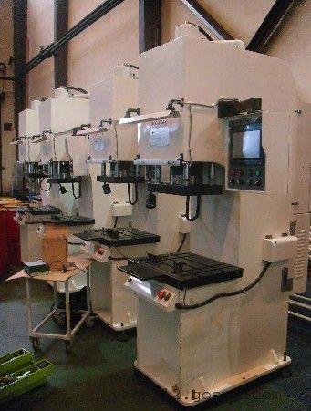 精密数控油压机、精密数控压装机、精密数控四柱油压机
