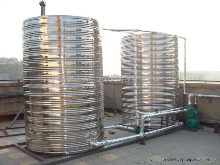 空气能热水保温水箱