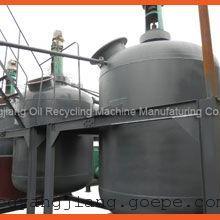 废旧机油再生柴油炼油生产线