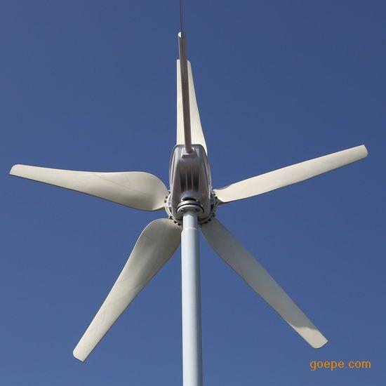 1200W中型风力发电机_中型风力发电机厂家