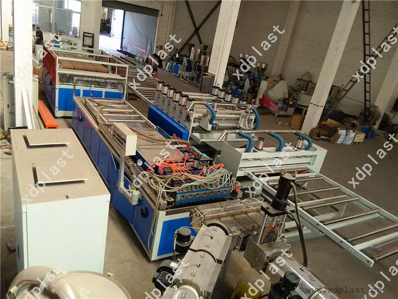 pp建筑模板生产设备-建筑模板生产设备-pp建筑模板线