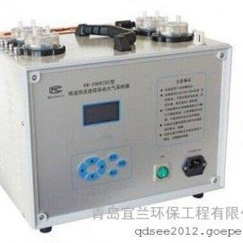 PM2.5PM10采样器大气颗粒物采样器