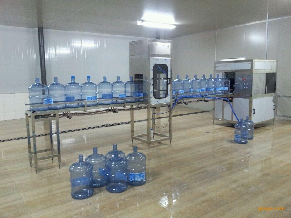 桶装水设备,大小瓶罐装机