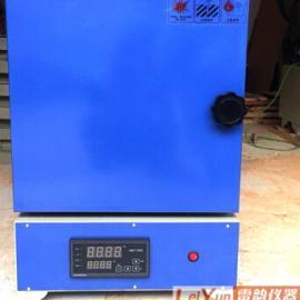 最新马弗炉照片,5-12数显一体化箱式电阻炉(定时效果)