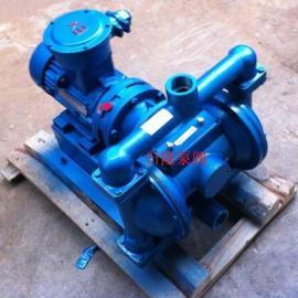 白口铁机动隔阂泵