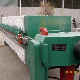 液压压紧方式铸铁压滤机价格低廉,包退包换