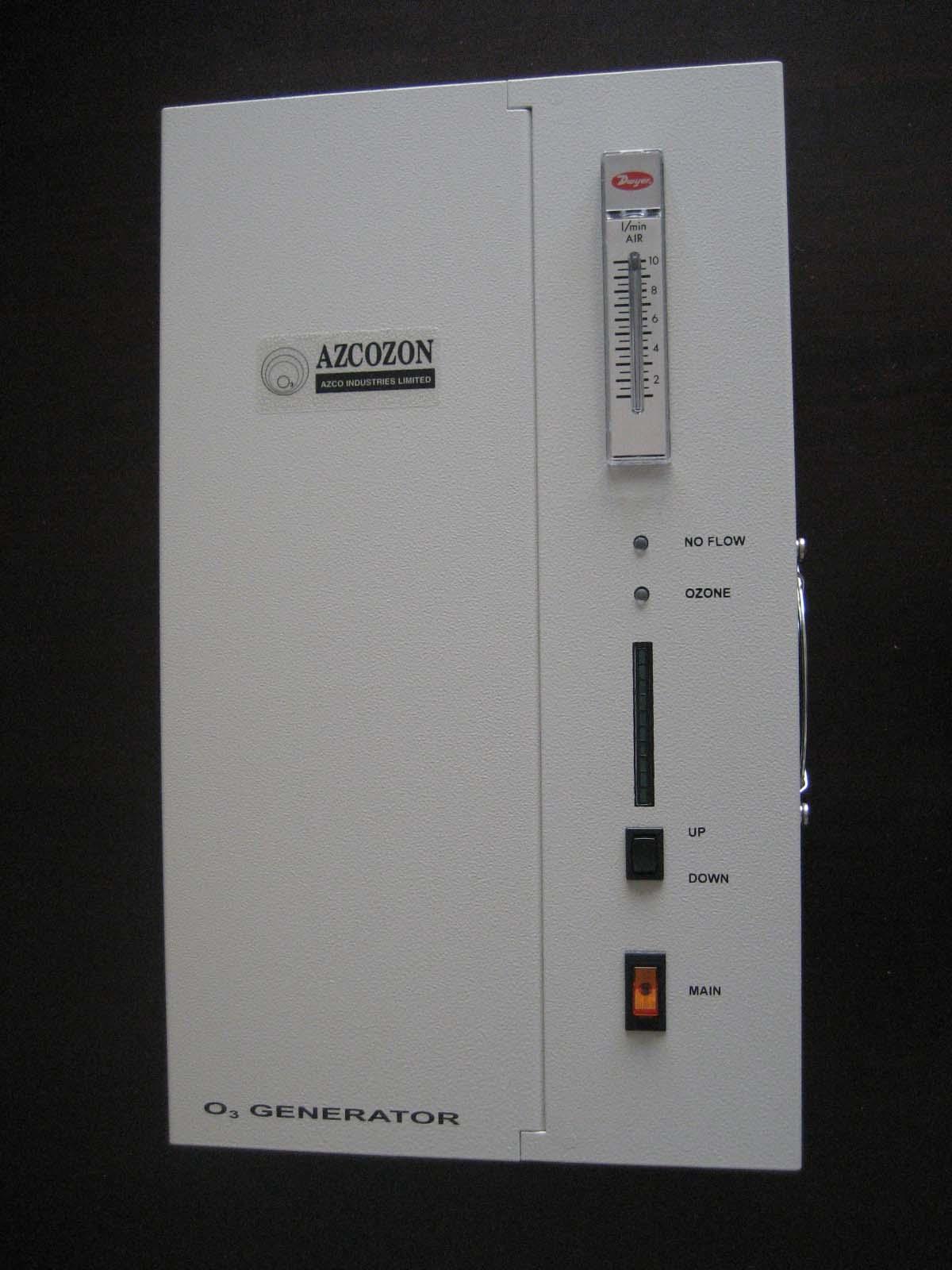 加拿大AZCO爱克VMUS-4型13g/h进口臭氧发生器