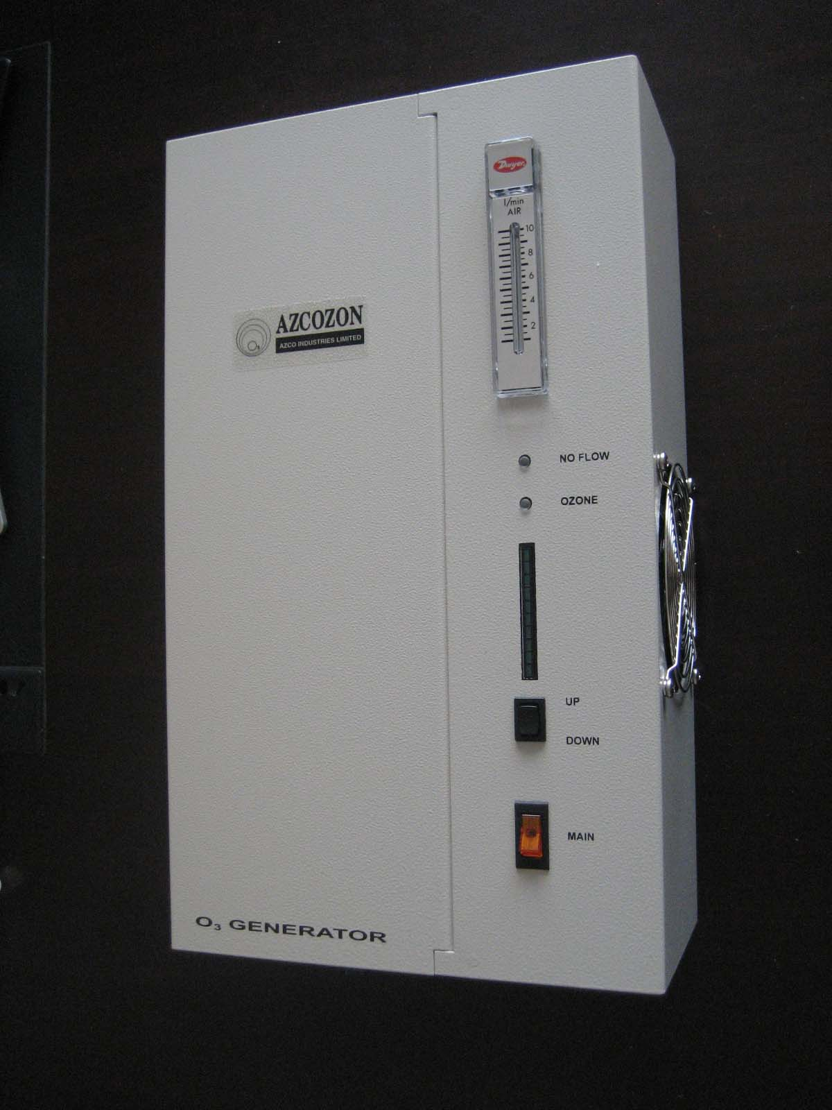 加拿大爱克研究用臭氧发生器VMUS-4