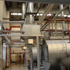 燃气蒸汽锅炉冷凝式余热回收