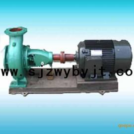 石水泵业清水泵 强大热水泵 IS清水泵 ISR离心热水泵