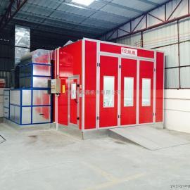 广州市红外线汽车烤漆房,无尘节能汽车喷漆房厂家报价