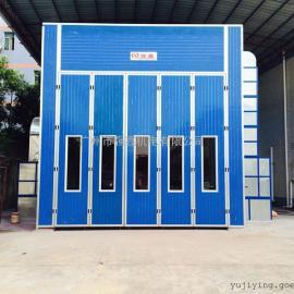 专业生产大型工业烤漆房 广东工业烤漆房厂家