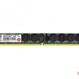 创见Transcend工业内存,DDR2半高型