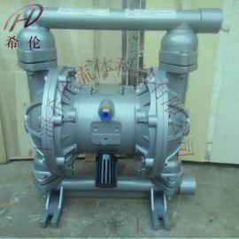 304不锈钢气动隔膜泵