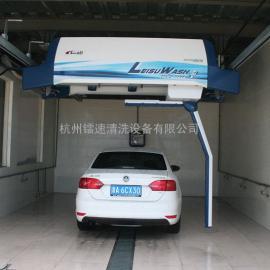 镭豹360全自动洗车机,多种液体程序包智能配比