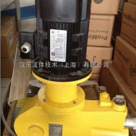 米顿罗RB330S028E1MNN液压隔膜计量泵