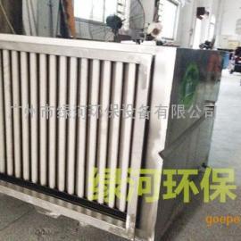 昆明酒店厨房水喷淋油烟净化器 水雾式运作 不锈钢 高效节能