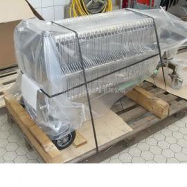 不锈钢全自动箱式压滤机