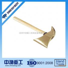 沧州中渤重工产销防爆铜斧子,防爆太平斧