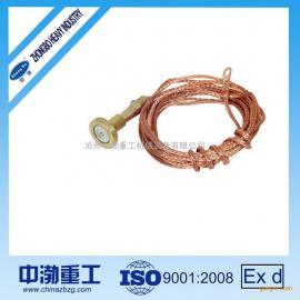 沧州中渤重工供应静电夹,磁力静电夹,静电接地夹
