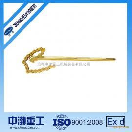 沧州中渤重工厂家销售防爆轻型链子钳