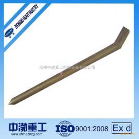沧州中渤重工防爆工具生产厂家专业生产防爆六方撬棍